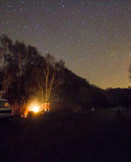 Adventures in a camper van…Snowdonia