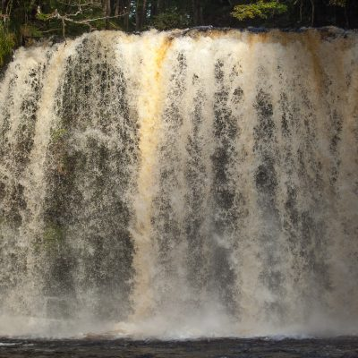 BRECON BEACONS, WATERFALL COUNTRY